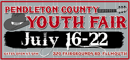 Pendleton County Youth Fair 2017