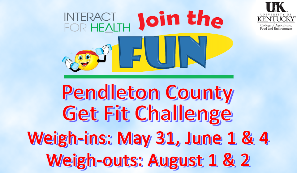 Get Fit Pendleton County Challenge